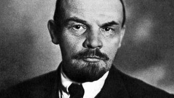 Włodzimierz Lenin.