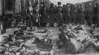 Ofiary białego terroru. Syberia 1918