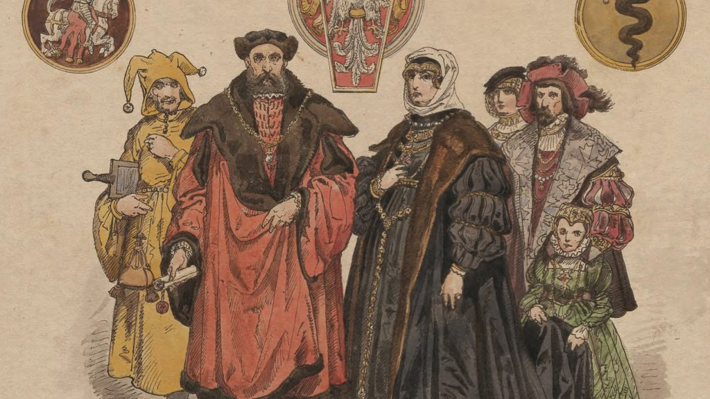 W trakcie nocy poślubnej Bony i Zygmunta wygłaszano nawet sprośne wiersze (Jan Matejko/domena publiczna).