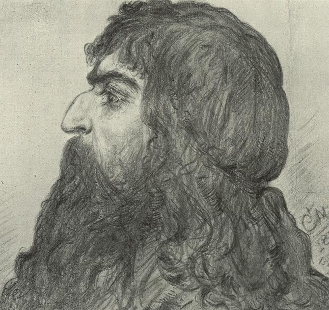 Kazimierz Wielki w wyobrażeniu Jana Matejki.