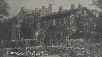 Bereza Kartuska. Pocztówka z początku XX wieku
