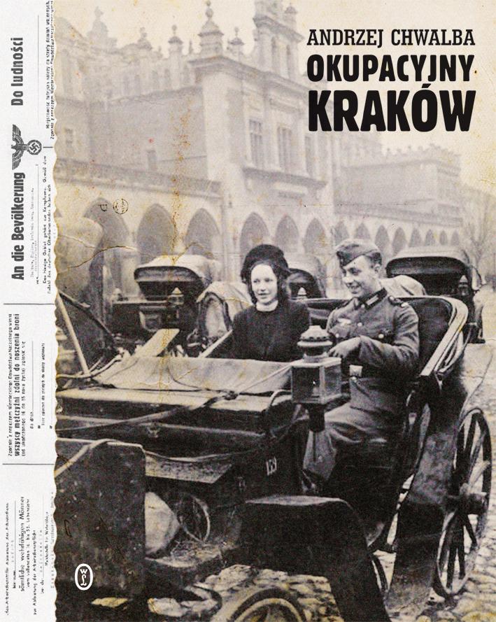 """Artykuł powstał w głównej mierze w oparciu o książkę Andrzeja Chwalby pod tytułem """"Okupacyjny Kraków"""" (Wydawnictwo Literackie 2011)."""