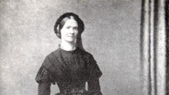 Narcyza Żmichowska do końca życia wspominała swój pobyt w Paryżu... i samotny powrót do kraju (fot. domena publiczna).