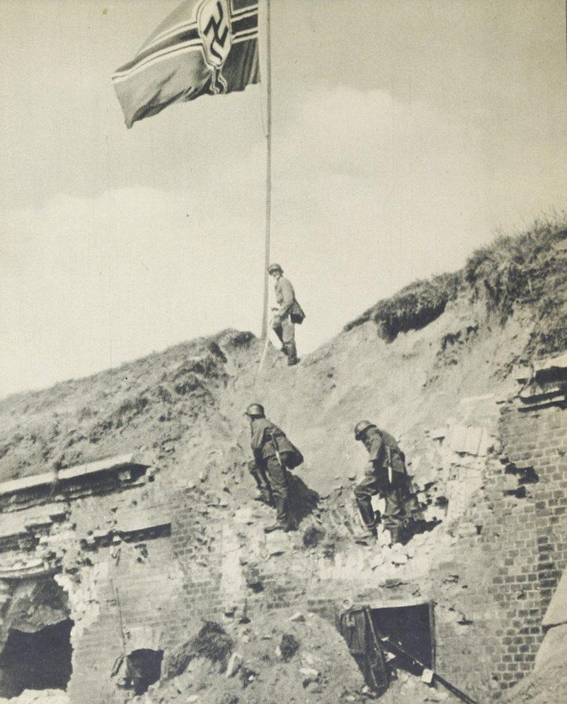 Niemcy na Westerplatte