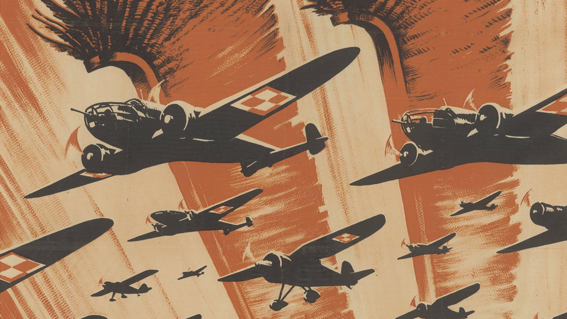 Polskie Plakaty Propagandowe Z 1939 Roku Wielkahistoria