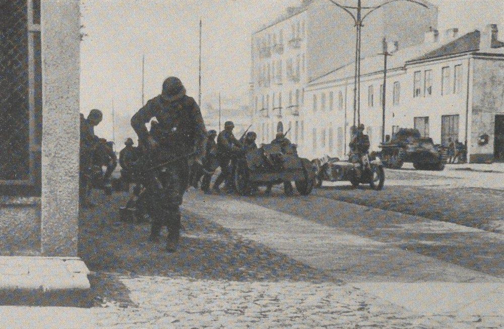 W kampanii wrześniowej zginęło ponad 16 000 niemieckich żołnierzy, a a ponad 27 00 zostało rannych (domena publiczna).
