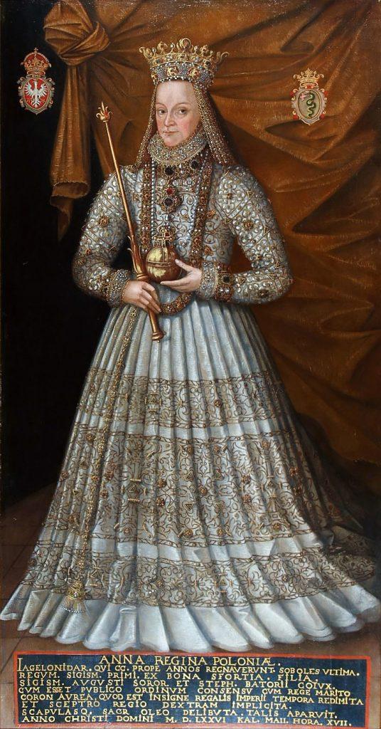 Dobrze jest mieć wpływową ciotkę. Anna Jagiellonka ogromnie pomogła w wyborze Zygmunta III Wazy na króla. Bez niej prawdopodobnie chłopak nigdy nie przybyłby do Polski... i nie próbowałby stąd uciekać.