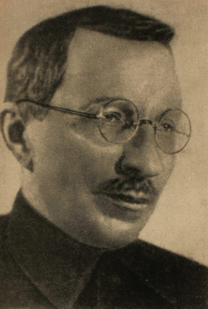 Anton Semionowicz Makarenko na fotografii portretowej z lat 20. XX wieku.