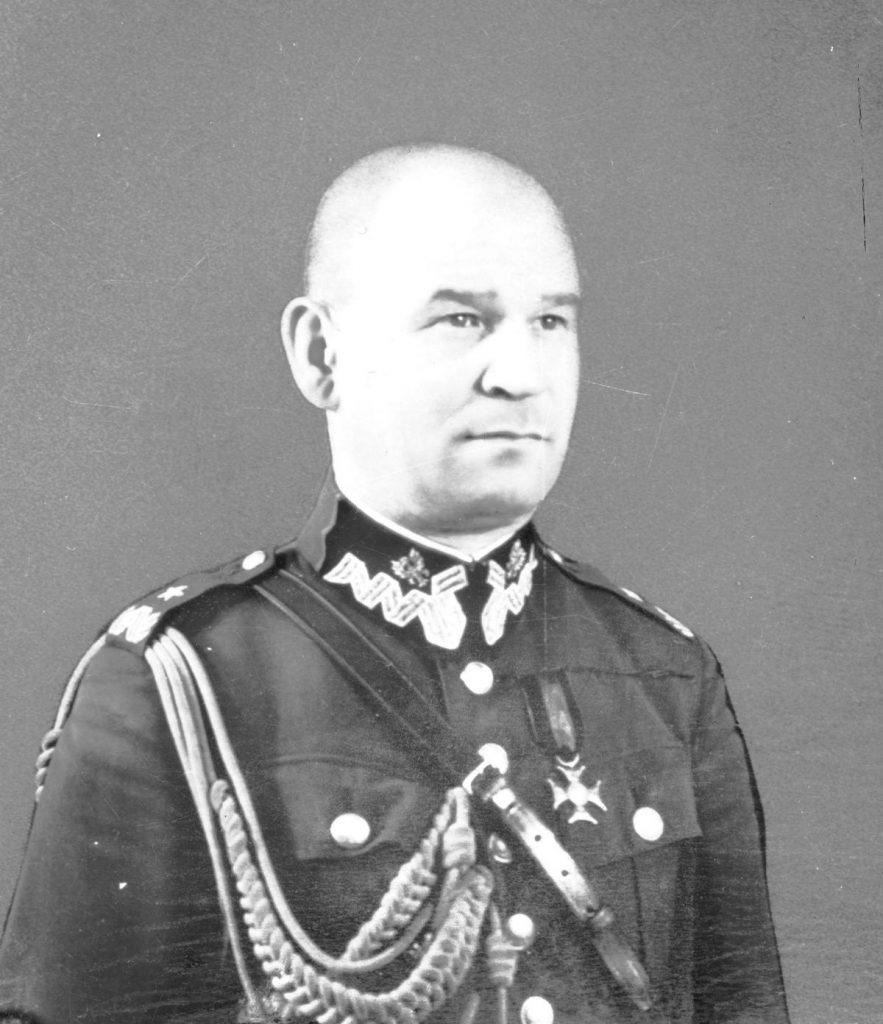 Dowódca przedwojennej polskiego lotnictwa generał Józef Zając (domena publiczna).