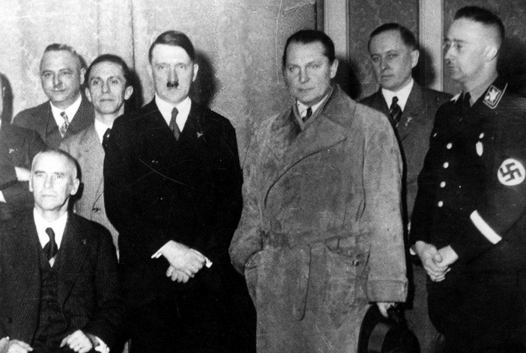 Czy Józef Piłsudski naprawdę rozważał uderzenie na Niemcy po tym jak Hitler doszedł do władzy? (domena publiczna).
