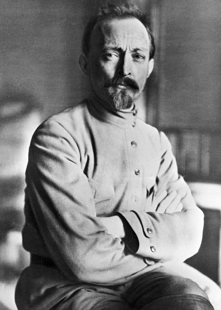 Zwierzchnik sowieckiej bezpieki Feliks Dzierżyński