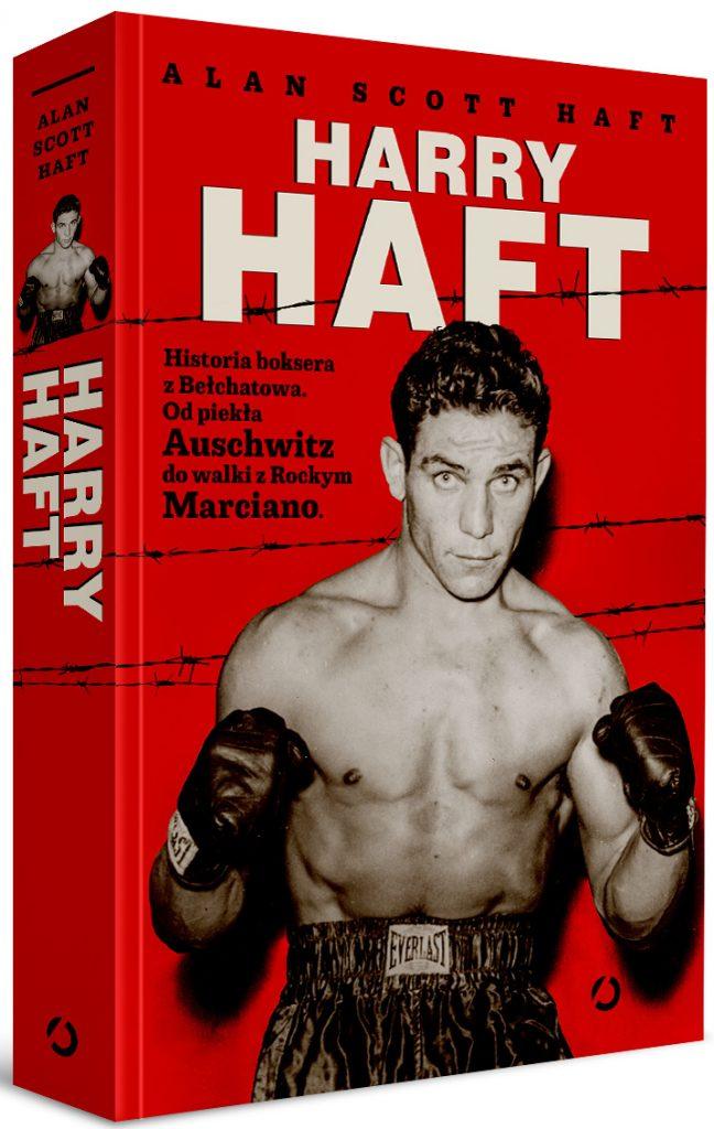 """Tekst stanowi fragment książki Alana Scotta Hafta pod tytułem  """"Harry Haft. Historia boksera z Bełchatowa. Od piekła Auschwitz do walki z Rockym Marciano"""" (Wydawnictwo Otwarte 2019)."""