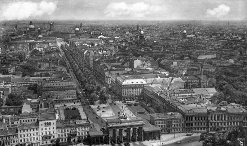 Jesienią 1940 roku na Berlin pad blady strach. Seryjny morderca zabiał kolejne ofiary. Zdjęcie poglądowe (Bundesarchiv/Klinke&Co/CC-BY-SA 3.0).