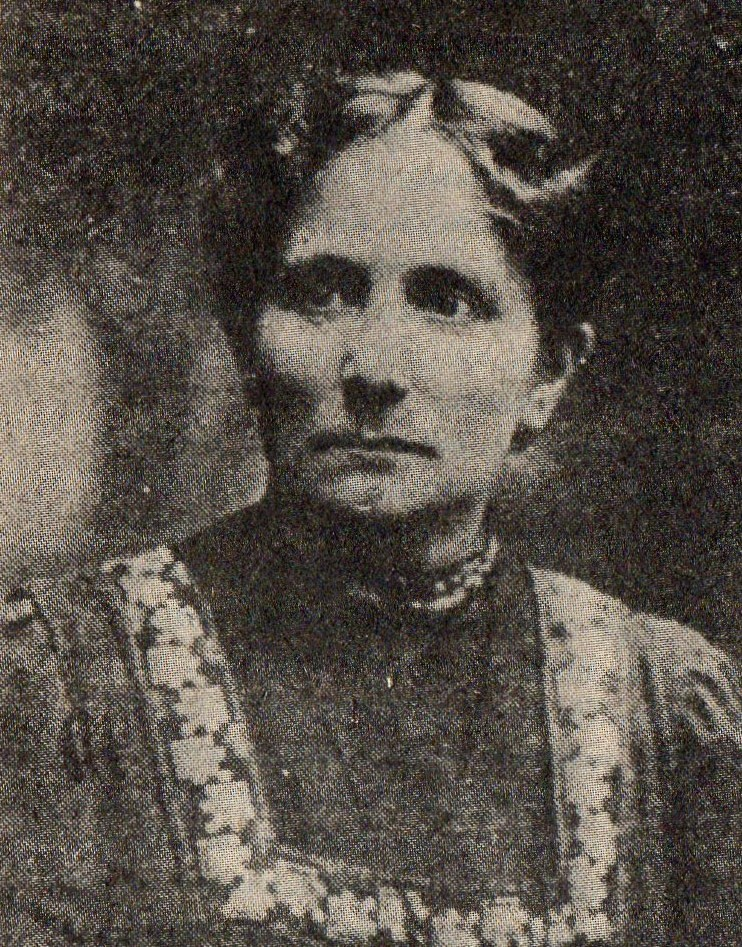 Feminista Izabel Moszczeńska w swoim felietonie z 1904 roku przywoływała popularną wówczas teorię jakoby mężczyźni byli poligamistami, a kobiety monogamistkami (domena publiczna).