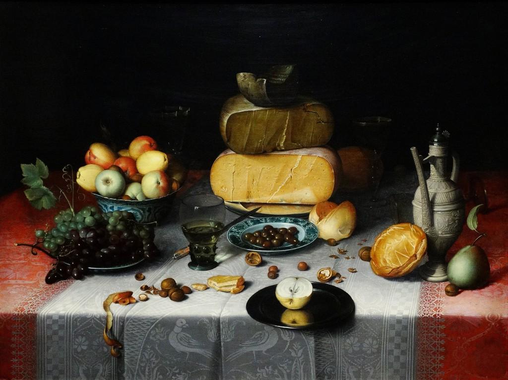 Za jednego florena można było dobrze się żywić przez miesiąc (Floris van Dyck/domena publiczna).