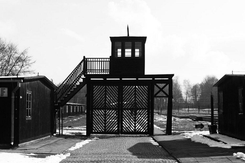 Za szmugiel żywności można było trafić nawet do obozu koncentracyjnego (Philipp P. Egli/CC BY 3.0).