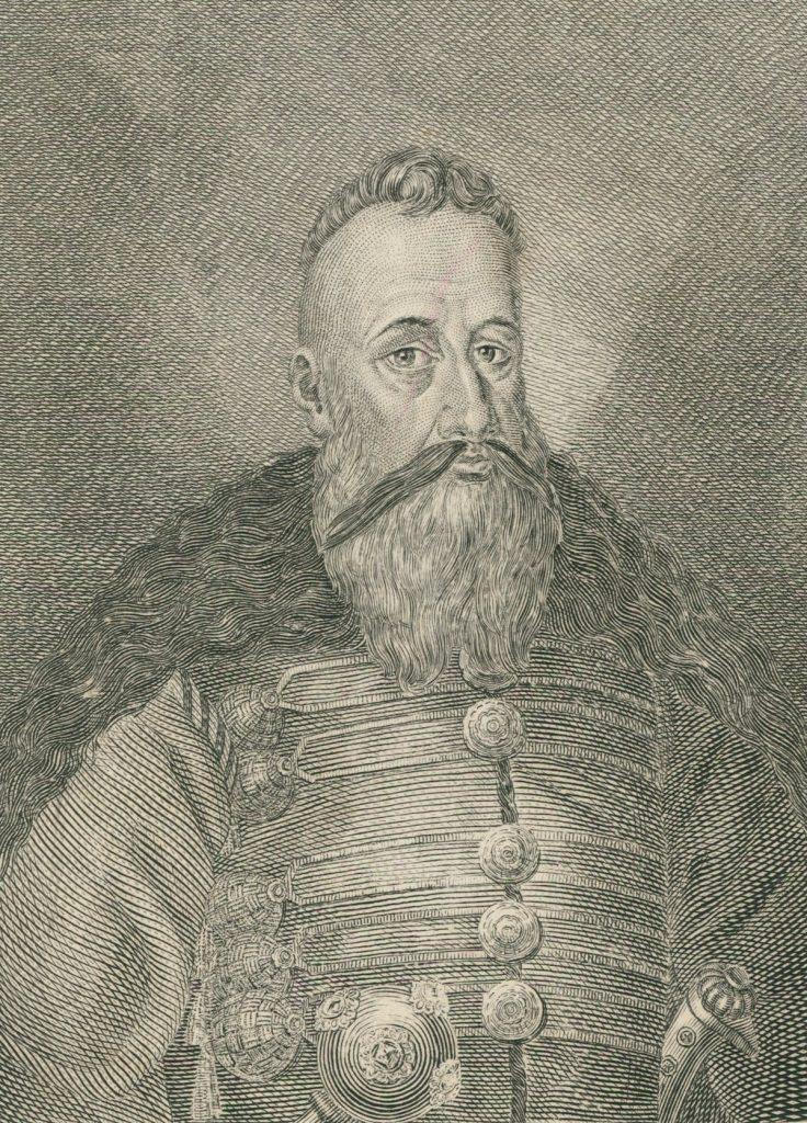 Przeciwnikiem Tuhaj beja był hetman Stanisław Koniecpolski (Anton Tepplar/domena publiczna).