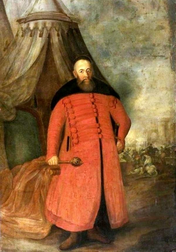 Stanisław Koniecpolski na obrazie z około 1640 roku (domena publiczna).