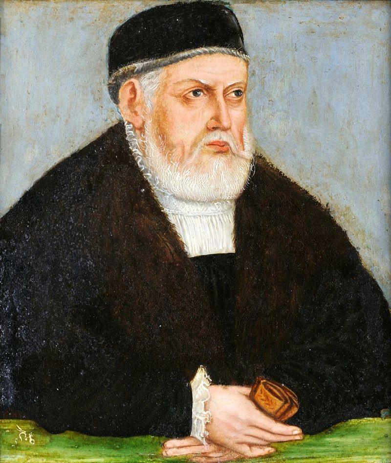 Za panowania Zygmunta Starego wartość florenów zapisywano ustawowo (Lucas Cranach Młodsz/domena publiczna).