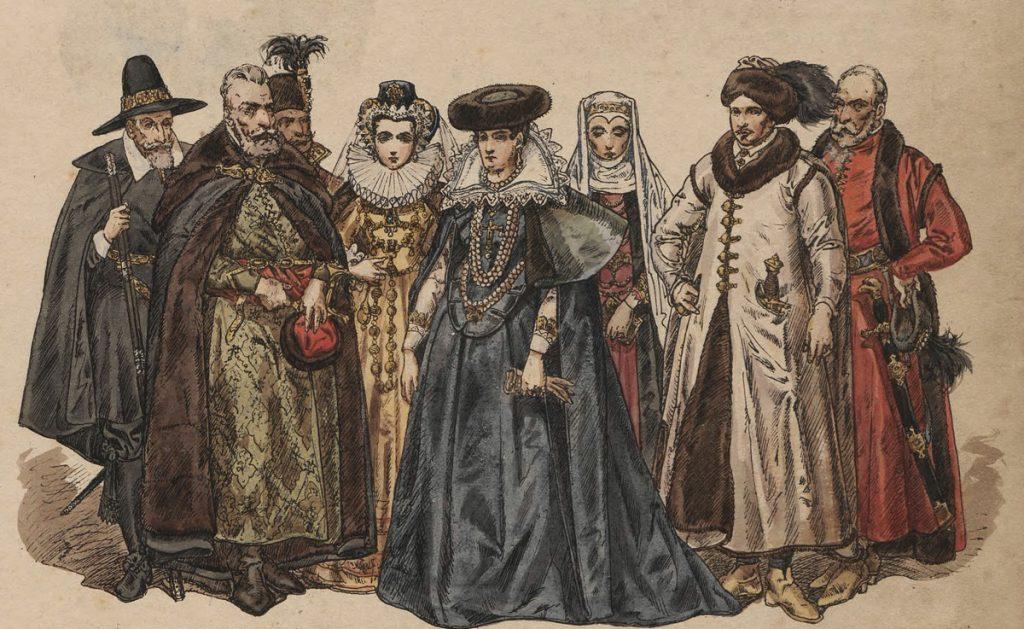Większość magnatów z przełomu XVI i XVII wiek tonęła w długach (Jan Matejko/domena publiczna).