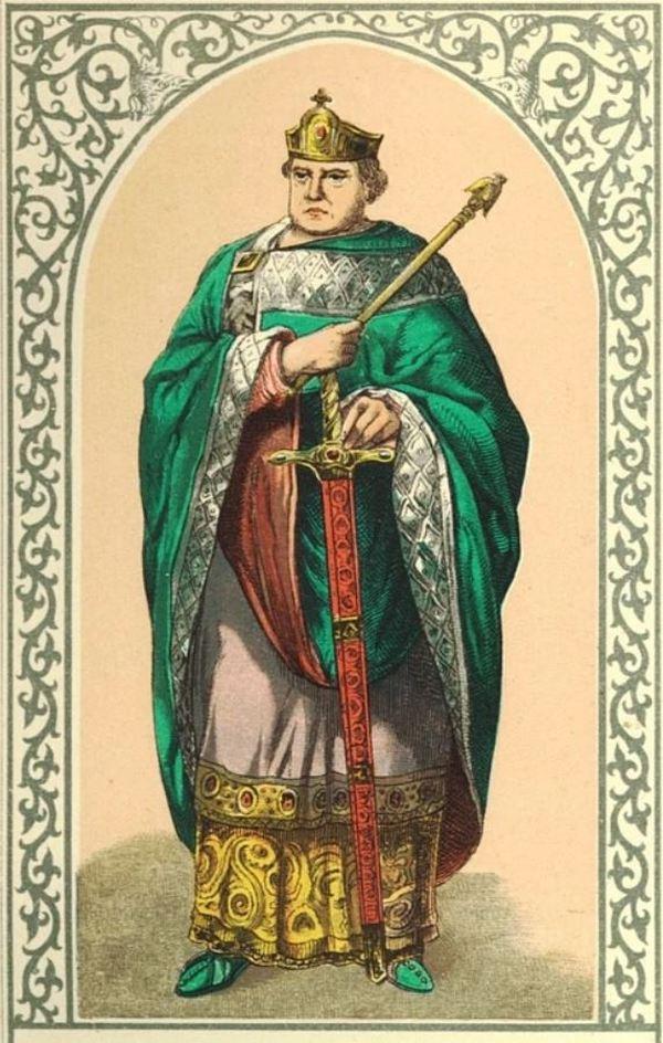 Mimo swojego sprytu Karol III był kiepskim władcą (Max Barack/domena publiczna).