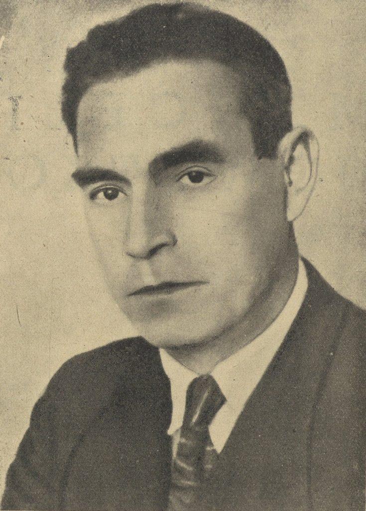 Marceli Nowotko. Jeden z członków Grupy Inicjatywnej Polskiej Partii Robotniczej (domena publiczna).