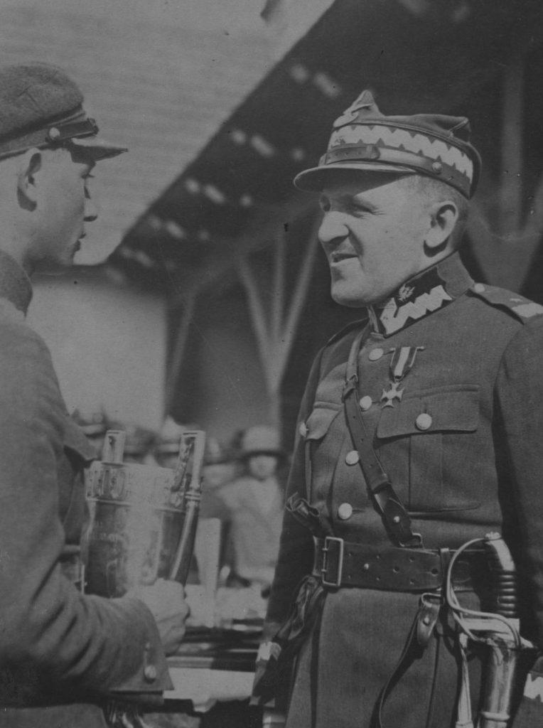 Szef Sztabu Głównego, generał Tadeusz Piskor kazał bacznie obserwować poczynania Demkowskiego (domena publiczna).
