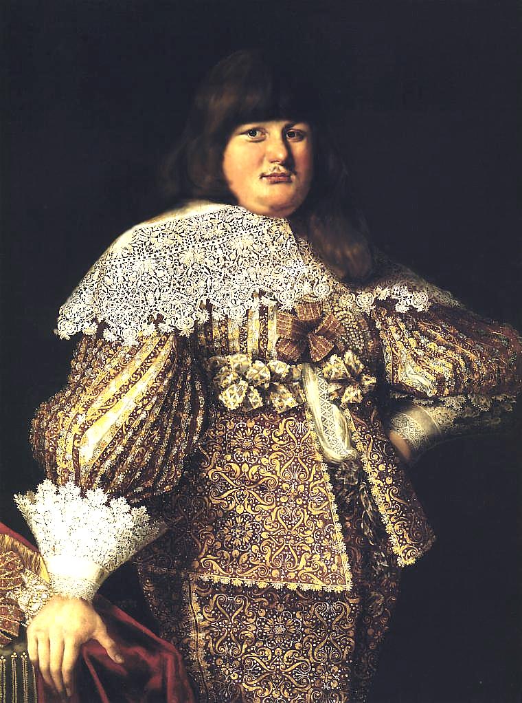 Władysław Dominik Zasławski-Ostrogski miał w latach 40. XVII wieku niemal półtora miliona długu (Bartłomiej Strobel/domena publiczna).