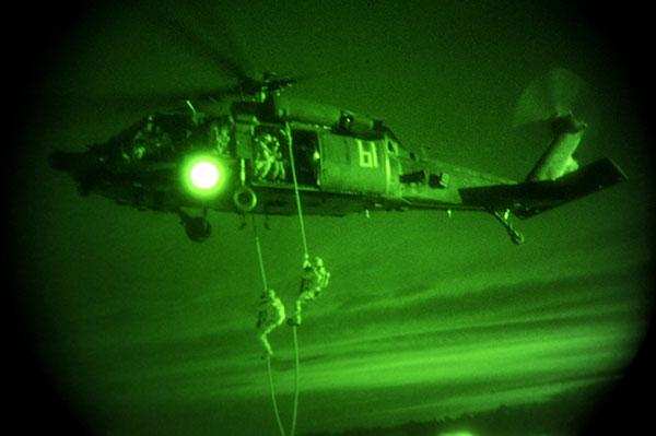 Komandosom Delta Force nie udało się złapać mordercy amerykańskiego żołnierza. Zdjęcie poglądowe (Elisandro T. Diaz/domena publiczna).