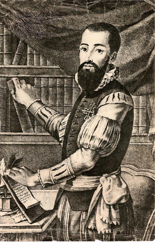 Garcilaso de la Vega był synem konkwistadora i inkaskiej księżniczki (domena publiczna).