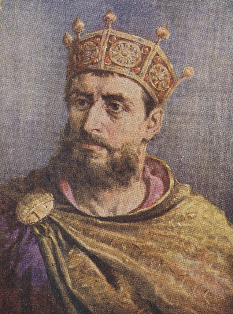 Właśnie w 1031 roku z kraju wygnano Mieszka II (Jan Matejko/domena publiczna).