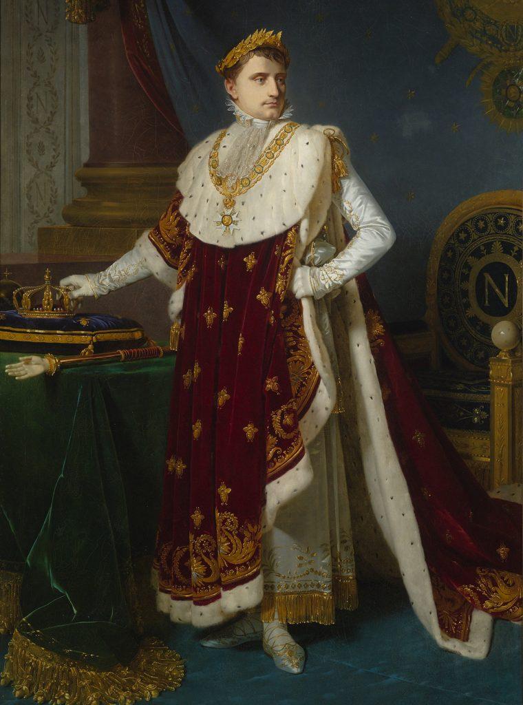 Napoleona uważam, że kobiety są własnością mężczyzn (Michel Martin Drolling/domena publiczna).