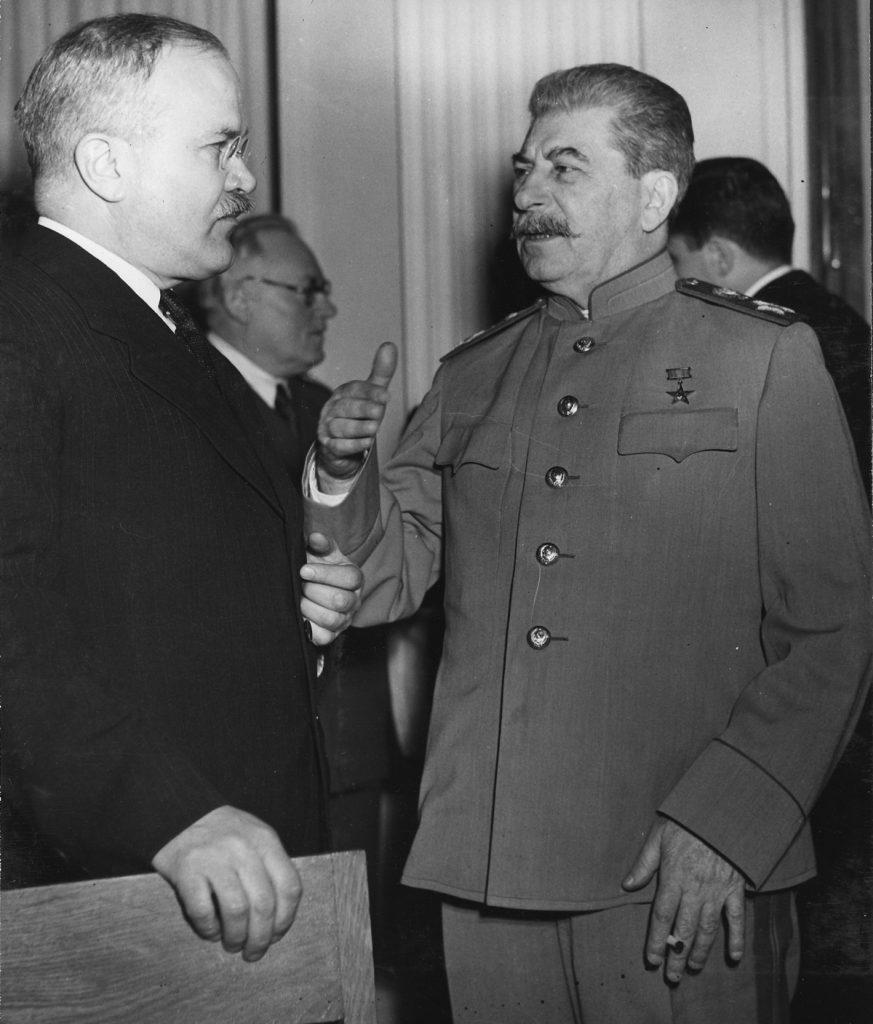 Stalin nie zamierzał pozwolić na kontakty gospodarcze Polski z Zachodem (domena publiczna).
