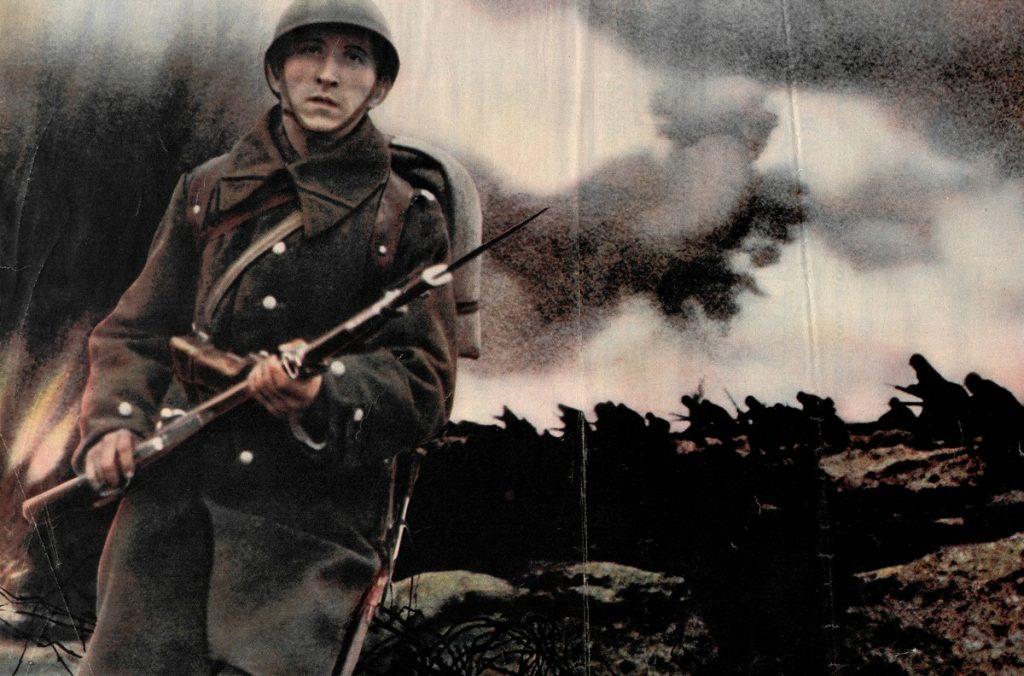 Przedwojennych polskich żołnierzy obowiązywał jasny dekalog (domena publiczna).