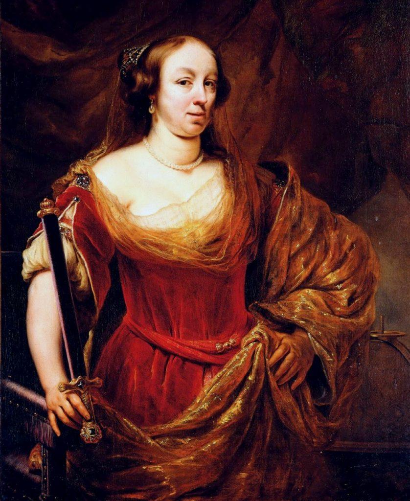 Czy powodem abdykacji Jan Kazimierza była śmierć żony? (Ferdinand Bol/domena publiczna).
