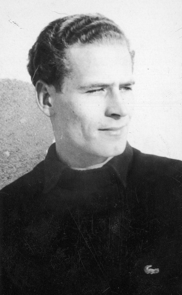 Stanisław Marusarz doskonale zdawał sobie sprawę, że tylko ucieczka może ocalić mu życie (domena publiczna).