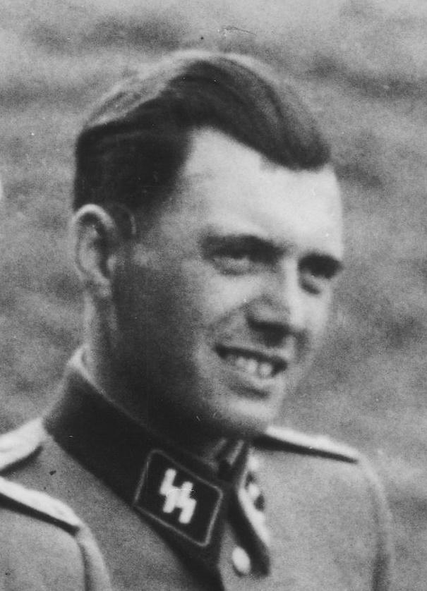 Najsłynniejszy lekarz obozowy Josef Mengele (fot. domena publiczna)