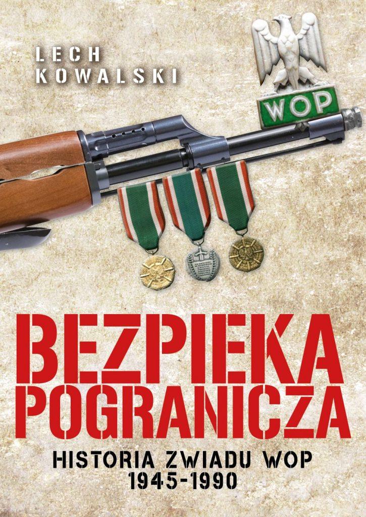 Artykuł powstał między innymi w oparciu o książkę Lecha Kowalskiego pod tytułem Bezpieka pogranicza. Wywiad Wojsk Ochrony Pogranicza, (Wydawnictwo Fronda 2020).