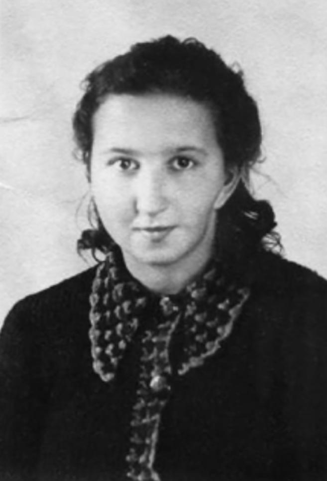 """Po wojnie bezpieka aresztowała około 5000 kobiet. Wśród nich była Danuta Siedzikowna """"Inka"""" (domena publiczna)."""