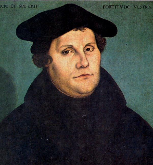 Zapoczątkowana przez Marcina Lutra miała ogromny wpływ na życie gospodarcze Europy (Lucas Cranach Starszy/domena publiczna).