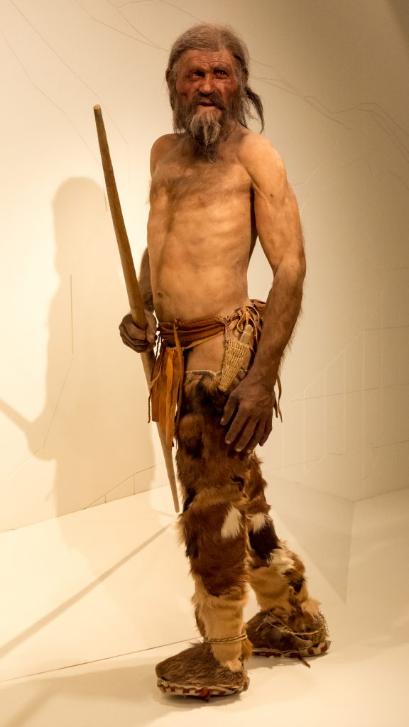 Rekonstrukcja wyglądu Ötziego (Thilo Parg/CC BY-SA 3.0).