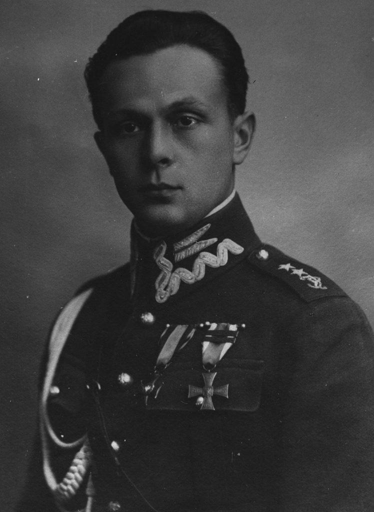 Rotmistrz Aleksander Hrynkiewicz (Witczak-Witaczyński Narcyz/domena publiczna).