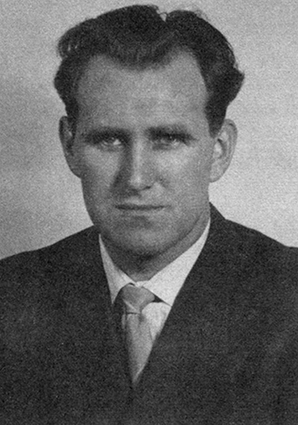 Pułkownik Henryk Sokolak początkowo nie dostrzegł  niczego podejrzanego w zachowaniu Mroza (CC BY-SA 4.0).