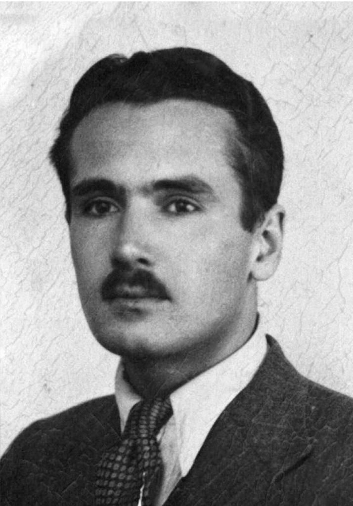 Kazimierz Leski we własnej osobie. Fotografia z książki Polscy szpiedzy 2 (materiały prasowe).