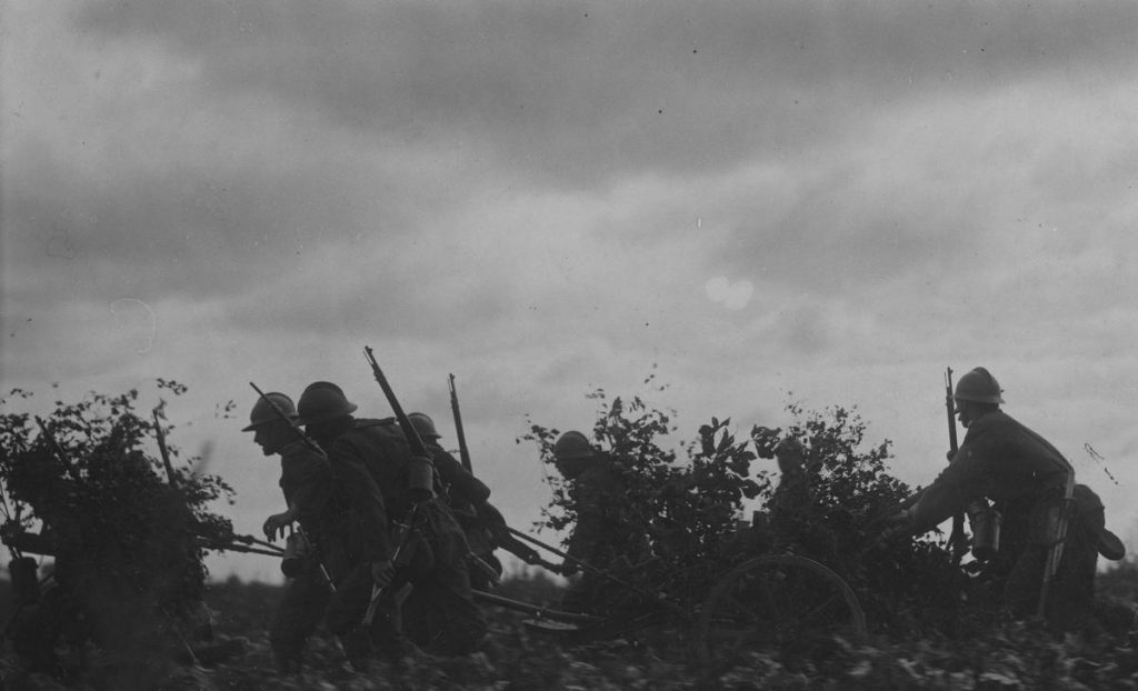 Niemcy w pierwszej połowie lat 20. w ogóle nie obawiali się polskiego ataku (domena publiczna).