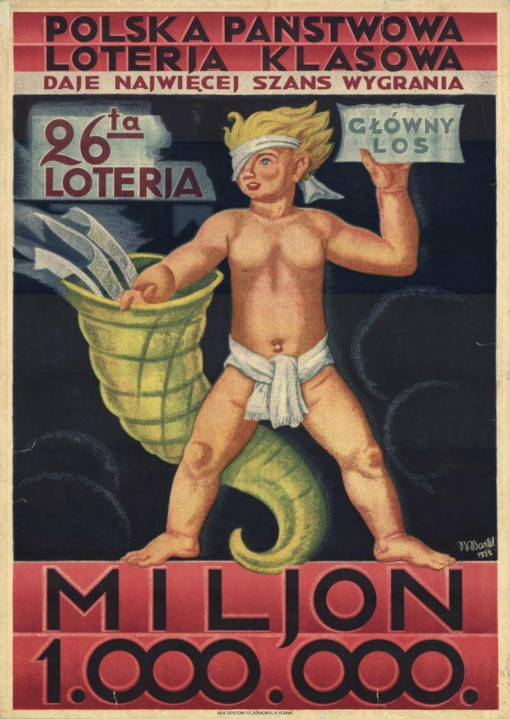 Już w 1920 roku powstał monopol loteryjny (domena publiczna).