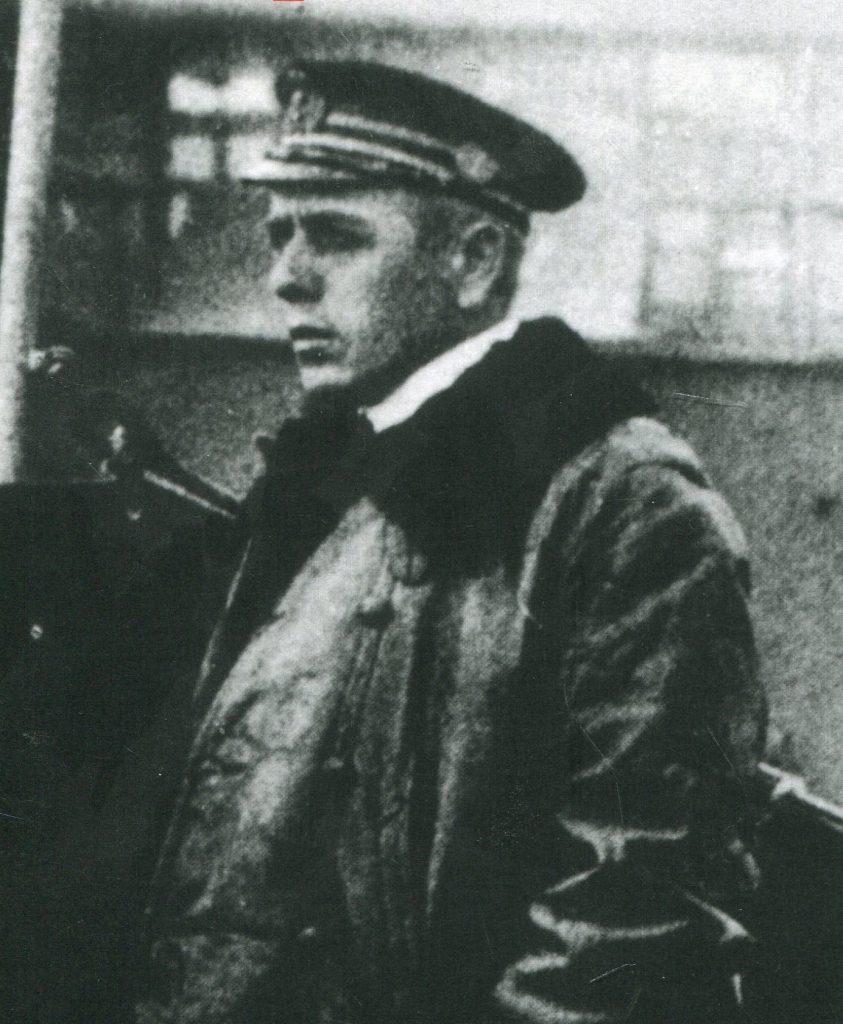 Pierwszym dowódcą polskiej floty został Bogumił Nowotny (domena publiczna).