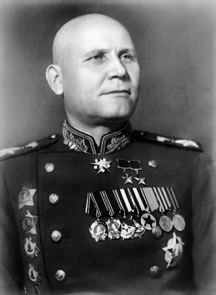 Pomysłodawcą nadania Stalinowi tytułu generalissimusa był prawdopodobnie marszałek Iwan Koniew (Mil.ru/CC BY 4.0).
