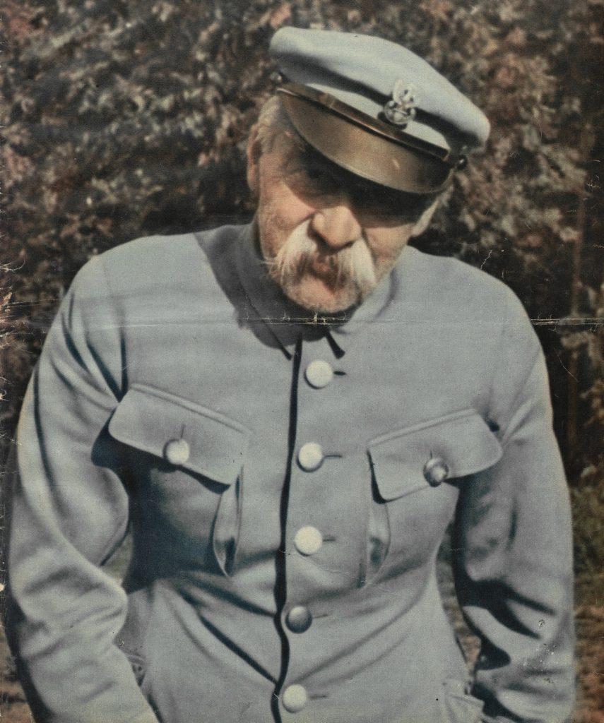 Wadze uznały, że mówiąc o szatanie tak naprawdę ksiądz Błachota miał na myśli Józefa Piłsudskiego (domena publiczna).