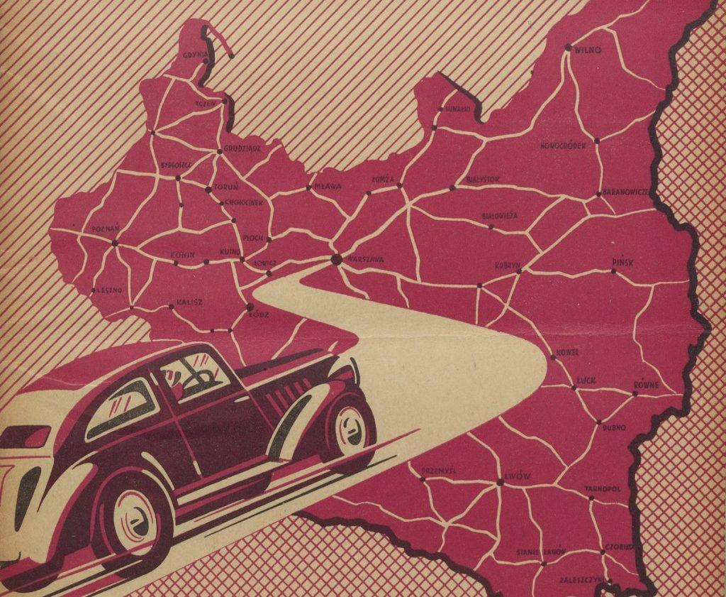 Pod koniec lat 30. ubezpieczenie samochodu o równowartości około 60 tysięcy obecnych złotych kosztowało aż 12 tysięcy PLN (domena publiczna).